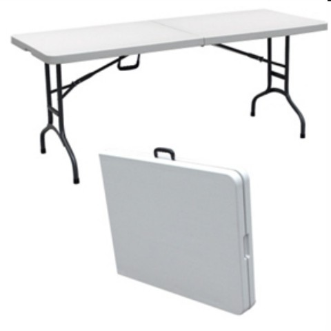 folding tables cft6 centre folding table 6 long 6 x 2 1 2 x